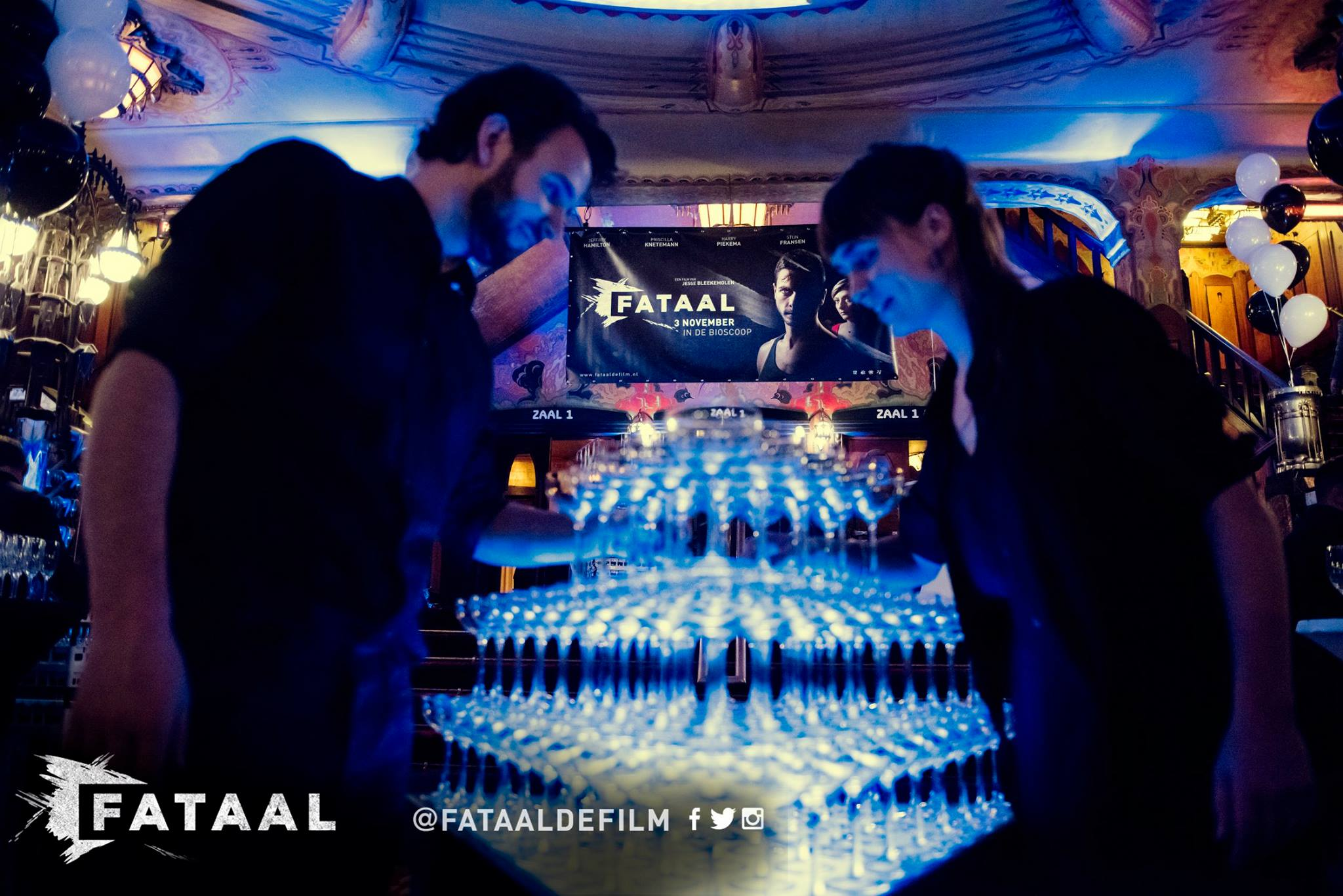 Foto's Fataal
